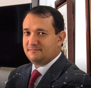 Simón Rausseo. Co-founder BAM/ Disruptor